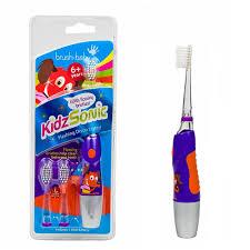 Купить Звуковая <b>зубная щетка</b> с 6 лет <b>Brush</b>-<b>Baby KidzSonic</b> ...