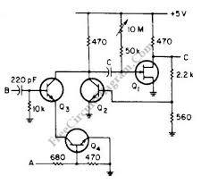 pulse sensor circuit diagram pulse free image about wiring on simple door alarm schematic