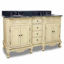 bathroom vanity 60 inch: elements  inch clairemont antique bathroom vanity