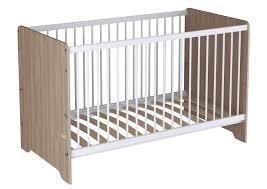 <b>Кроватка</b> детская <b>Polini</b> kids <b>Simple Nordic</b> 140х70 см, вяз, РОССИЯ