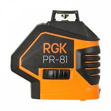 <b>Лазерный</b> уровень <b>RGK PR</b>-<b>81</b> -