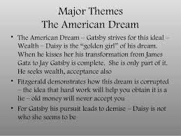 dreams in the great gatsby essay   causes and effects essay topicsand the great gatsby american dream essays
