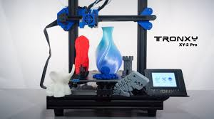<b>Tronxy XY</b>-<b>2 Pro</b> - 3D Printer - Unbox & Setup - YouTube