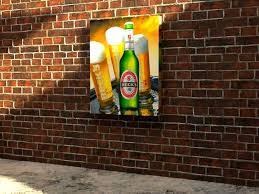 designs outdoor wall art: best designs for outdoor wall art awesome canvas painting outdoor wall art becks beer mybutteryflycom outdoor inspiration outdoor decor pinterest