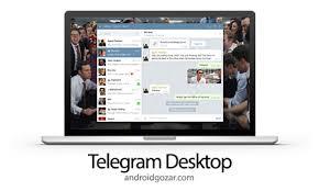 دانلود تلگرام برای کامپیوتر و ویندوز Telegram Desktop 0.10.20 + Portable / Mac / Linux