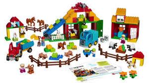 Большая ферма <b>DUPLO LEGO Education PreSchool</b> 45007 купить ...