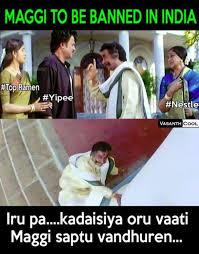 Maggi Tamil Meme - Tamil Memes via Relatably.com