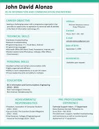 resume word templates cv cv resume templates word sample resume format for fresh graduates one page format latest resume format for b tech mechanical