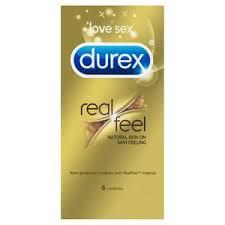 <b>Durex Real Feel</b> Condoms   Coles Online