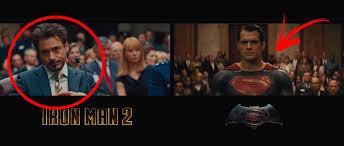 25 razones batman v superman y iron man 2 son la misma pelicula batman superman iron man 2
