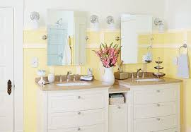 bathroom vanity with sconces on sides of mirrors bathroom mirror and lighting ideas