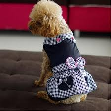 Princess Dog Dress Pet Clothing Spring Summer Style <b>Fashion Dog</b> ...