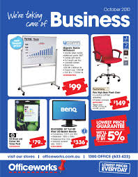 Officeworks Business October 2010 by Atomic Media - issuu