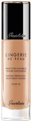 <b>Guerlain Lingerie de Peau</b> Fluid Foundation N04N Medium 30ml in ...