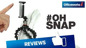<b>JOBY GripTight One</b> GorillaPod Stand Review - YouTube