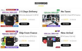 Detail Feedback Questions about <b>4K IPTV France</b> Box MX10 ...