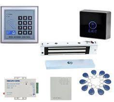 <b>DIYSECUR</b> 125KHz <b>RFID</b> Reader No Keypad <b>Controller</b> + Magnetic ...