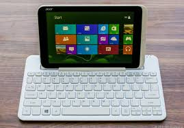 Đánh giá Acer Iconia W3-810: Các tính năng đặc biệt khác