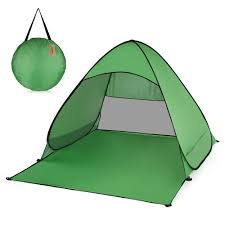<b>Lixada Pop</b> Up Camping Tent Automatic <b>Beach Tent</b> UV Protection ...