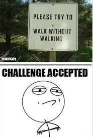 Challenge Accepted on Pinterest | Phlebotomy Humor, Phlebotomy and ... via Relatably.com