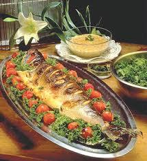 تتبيلة رائعة للاسماك على الطريقة المغربية