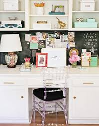 beautiful office inspiration 20 incredibly stylish and organized office spaces little house of beautiful home office chalkboard