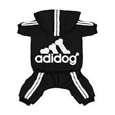 Scheppend Original Adidog Pet Clothes for Dog Cat ... - Amazon.com