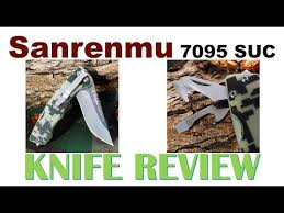 Wee Wednesday. Review the <b>Sanrenmu</b> MD116 Slip Joint Knife ...