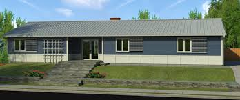 Western Home Decorating  Ranch House PlansRanch House Plans Te atmosphere is open and airy    few interior walls  Ranch style home plans made the combination living Area popular