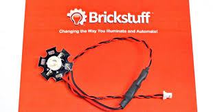 <b>High</b>-<b>Power Ultraviolet</b> LED from Brickstuff on Tindie