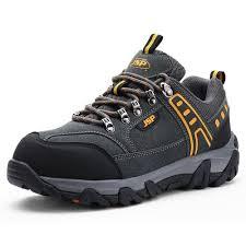 Fashion <b>MODYF Men Steel Toe</b> Safety Work Shoes Casual ...