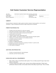 call center customer service rep resume samples cipanewsletter cover letter sample of customer service representative resume