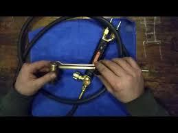 Универсальная газовая <b>горелка</b> газ+воздух для работ по металлу