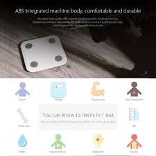 Online Shop XIAOMI MIJIA <b>Mi Body Composition Scale</b> 2 Smart Fat ...