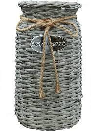 Soyizom French Vintage Style Handmade Wicker ... - Amazon.com