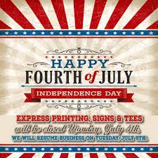 <b>Happy</b> Independence Day from our <b>family</b>... - Express <b>Printing</b>, Signs ...