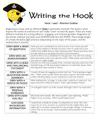 examples of essay hooks hook c lead c attention grabber examples of essay hooks hook c lead c attention grabber beginning an essay an middot revising writingwriting essaysteach