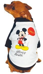 <b>Одежда</b> для собак TRIOL <b>Disney Футболка Mickey</b> размер L ...