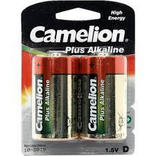 <b>Батарейки D Camelion</b> MN1300-2 2 шт. — купить в городе РЯЗАНЬ