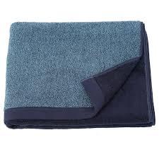 <b>ХИМЛЕОН Банное</b> полотенце, темно-синий, меланж, 70x140 см ...