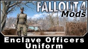 <b>Fallout</b> 4 Mods - Enclave Officers <b>Uniform</b> - YouTube