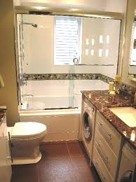 laundry room in bathroom  images about bathroom laundry room combinations on pinterest cement b