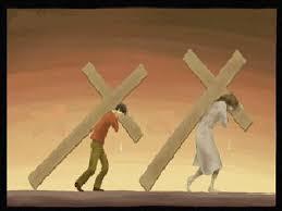 Resultado de imagem para dificuldades para seguir a cristo
