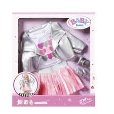 <b>Одежда для кукол Zapf</b> Creation — купить на Яндекс.Маркете