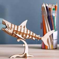 <b>Конструктор DIY House Акула</b> TG274, цена 26 руб., купить в ...
