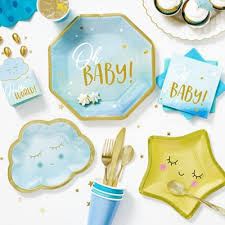 <b>Baby</b> Shower Themes & Tableware | Party City