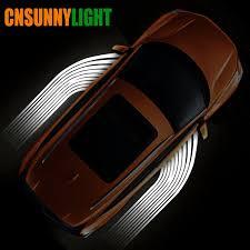 <b>CNSUNNYLIGHT</b> Car/<b>Motorcycle LED</b> Decorative Light Welcome ...