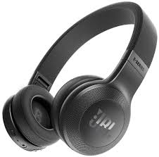 <b>Беспроводные наушники</b> с микрофоном <b>JBL E45BT</b> Black - купить ...
