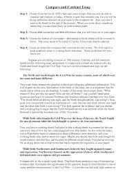 essay writing a comparison contrast essay how to write a compare essay cover letter comparison essay format format for comparison writing a comparison contrast