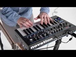 <b>Novation Bass Station</b> II, Новейшн Басс Стейшн 2: Бас-<b>синтезатор</b>
